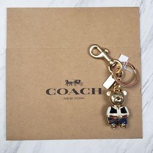 Coach Star Wars X Hans Solo Key Bag Charm NWT